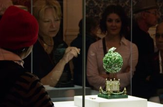 El Museo Fabergé