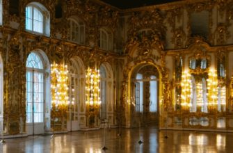 El Palacio de Catalina
