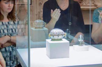 Excursión en el museo Faberge