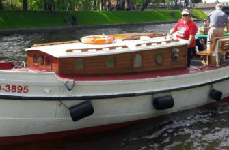 Ríos y Canales en el Barco Pequeño